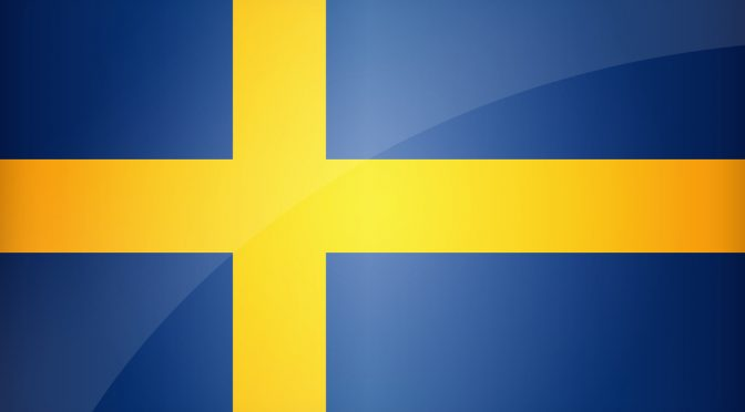 Sweden – World Cup match 1