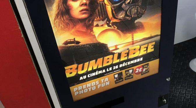 """Humlan"" the action movie?"