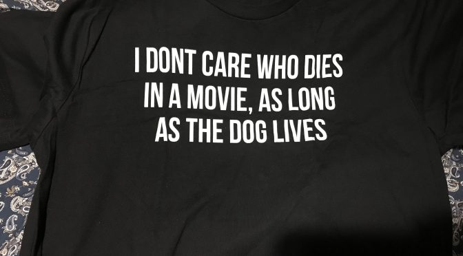 T Shirts say it all