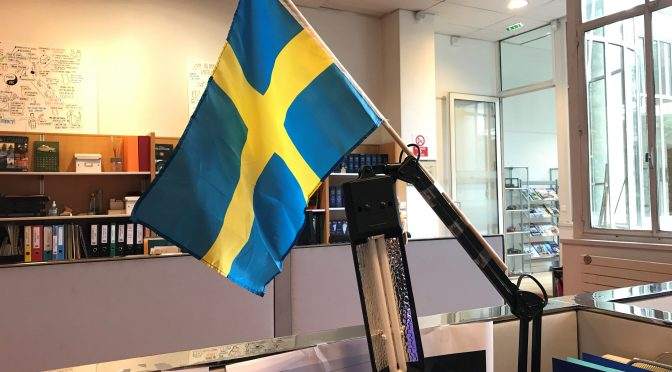 Swedish National day 6th of June