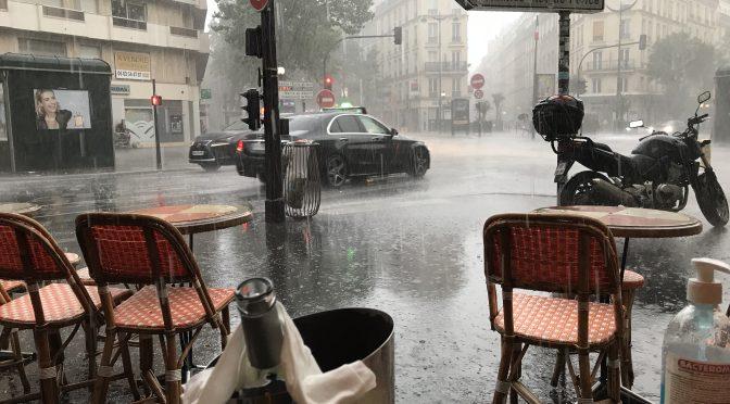 Let´s call it rain