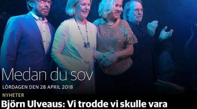 ABBA – New Songs