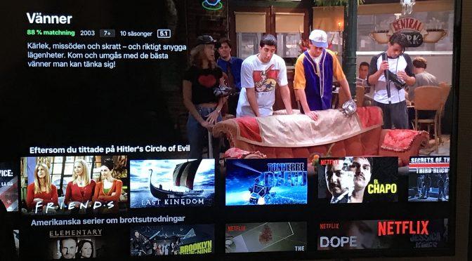 Netflix and the algorithm
