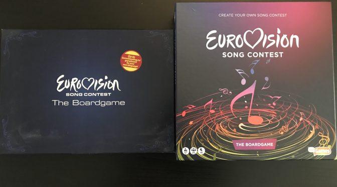Eurovision boardgames