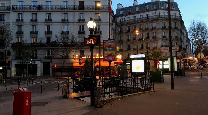 Paris Guy Moquet