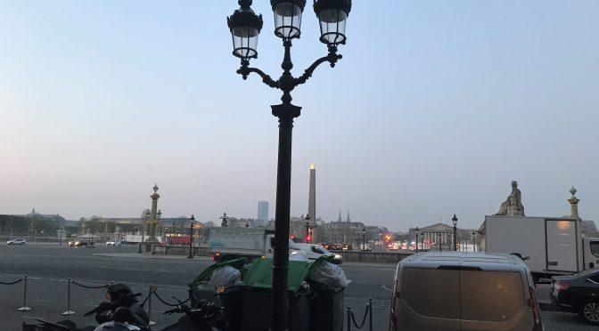 Good morning Paris