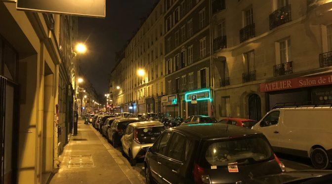 Paris mornings